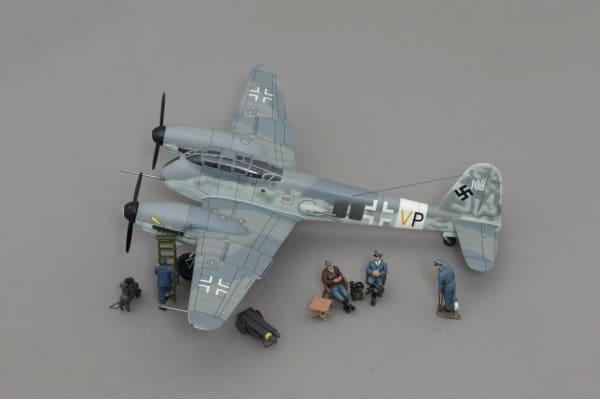 WOW151 ME410 GERMAN