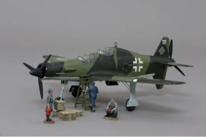 WOW152 Dornier 335 Trainer Variant