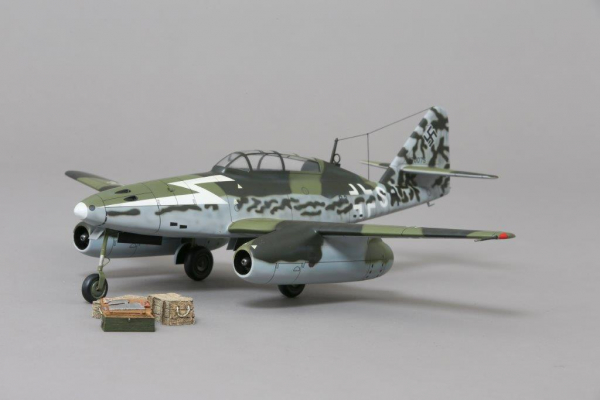WOW157 - ME262 'Trainer'