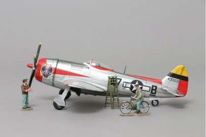 WOW158 - P47 'Slick Chick'