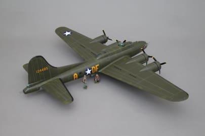 WOW171 B-17 Memphis Belle