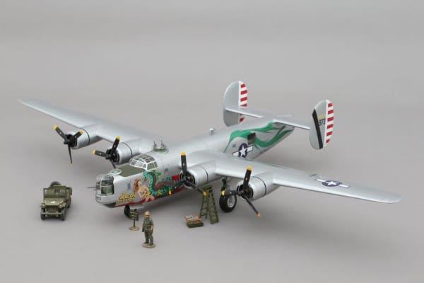 WOW173 - B-24 'Dragon Tail'