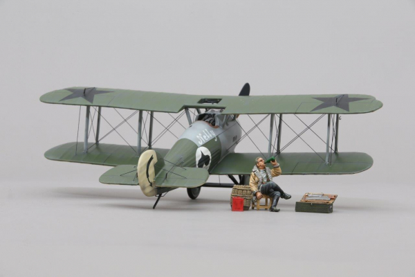 WOW182 - Sopwith Snipe Green 'Nelly'