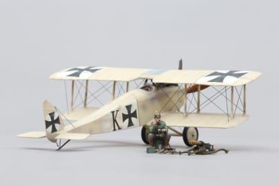 WOW183 Halberstadt D2 'Cream Variant'