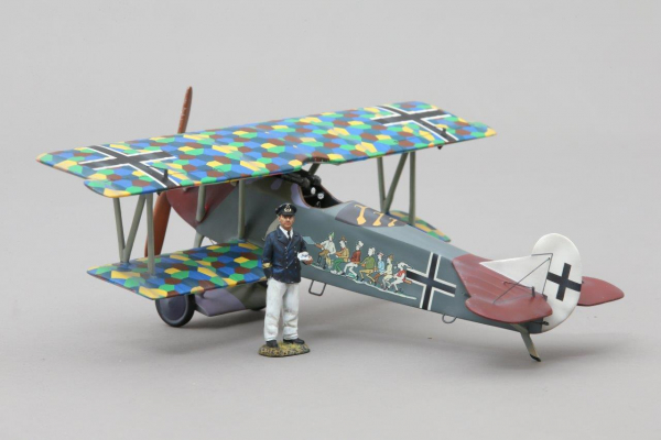 WOW191 - FOKKER DR 7