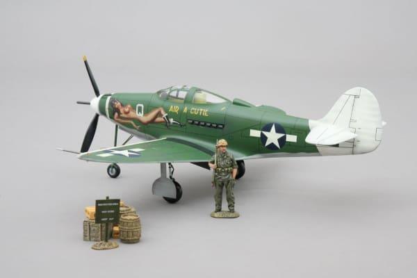 WOW194 P-39 'Air a Cutie'