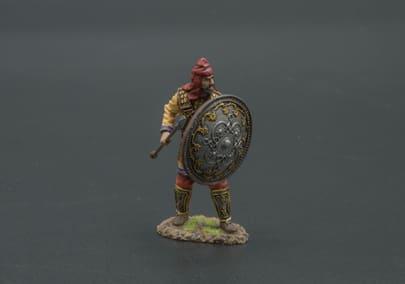 XE020C Persian Immortal (Silver Round Shield)
