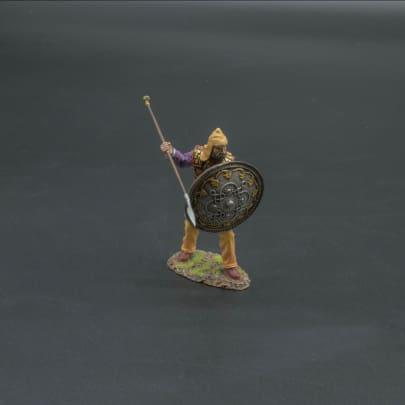 XE021B Persian Immortal (Silver Round Shield)
