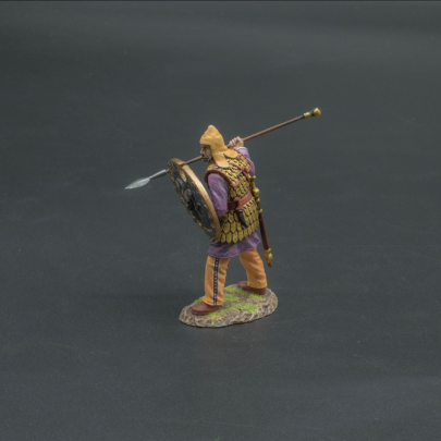 XE021C Persian Immortal (Oval Rams Head Shield)