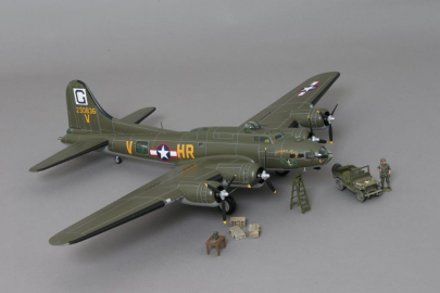 WOW137 B-17 'Dragon Lady'