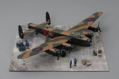 WOW266 Avro Lancaster 'E' for Easy'