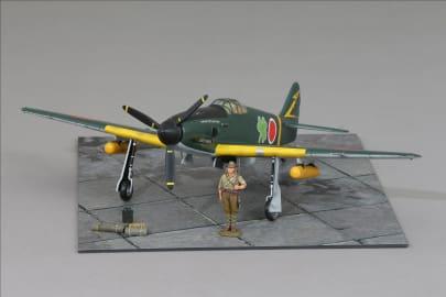 WOW316 Kawasaki Ki 61 'Tony' Green