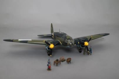 WOW082 Heinkel He 111 Battle of Britain Variant