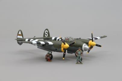 WOW248 P-38 'California Cutie'
