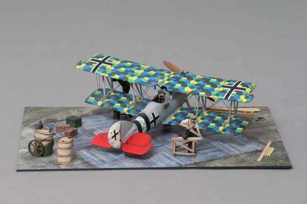 WOW254 Pfalz D.XII