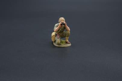 USA014 USMC Officer with Binoculars