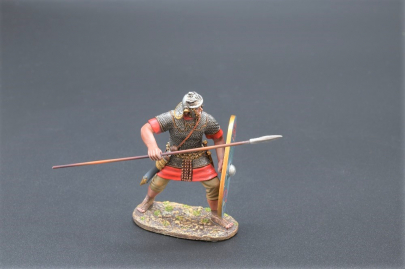 ROM061B Auxiliary Spearman (Blue Shield)