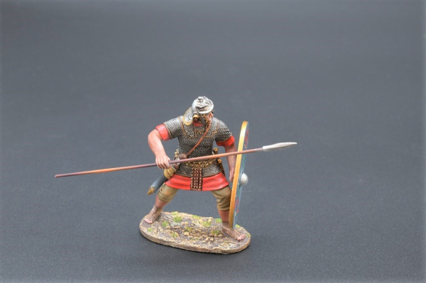 ROM061B Auxiliary Spearman (Blue Shield)