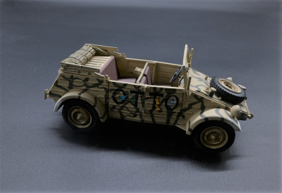 ACC PACK 013D Kubelwagen Hans Marseille Version