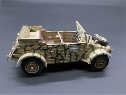 ACC PACK 013C Desert Kubelwagen