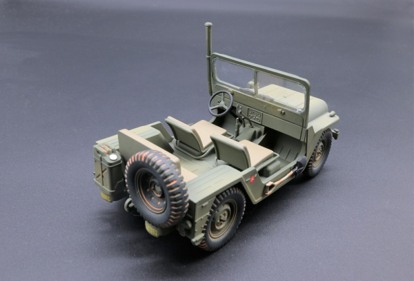 ACC PACK 032A M151 'Mutt Jeep' USMC