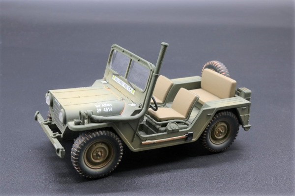 ACC PACK 032B M151 'Mutt Jeep' Military Police