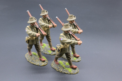 GW102B 26th Bn AIF Marching Australians