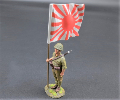 RS054B Japanese Flag Bearer
