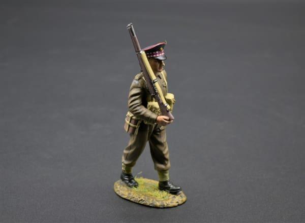 GB002 Marching Scots Guardsman