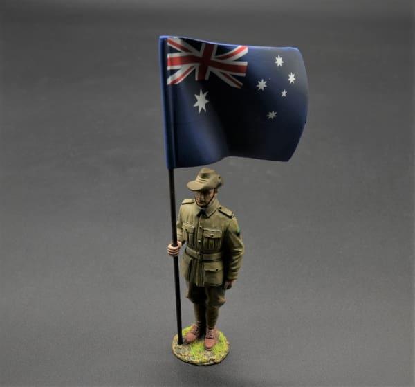 GW100E/A 1st Bn AIF Flag Bearer