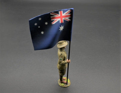 GW100E/B 20th Bn AIF Flag Bearer