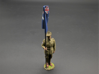 GW100E/D 26th Bn AIF Flag Bearer