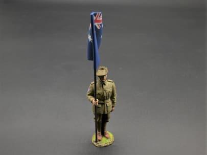 GW100E/D 26th Bn AIF Flag Bearer