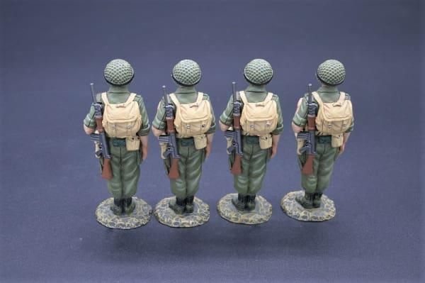 HEB001 Israeli Paratrooper Set