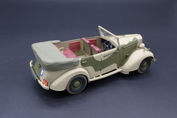GB011A Super Snipe Staff Car