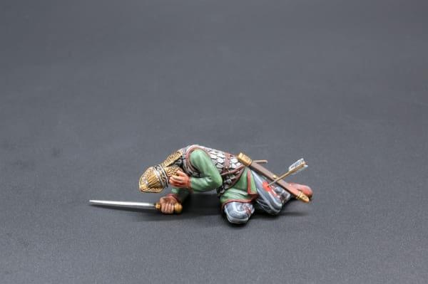 ROMEN009 Wounded Dacian