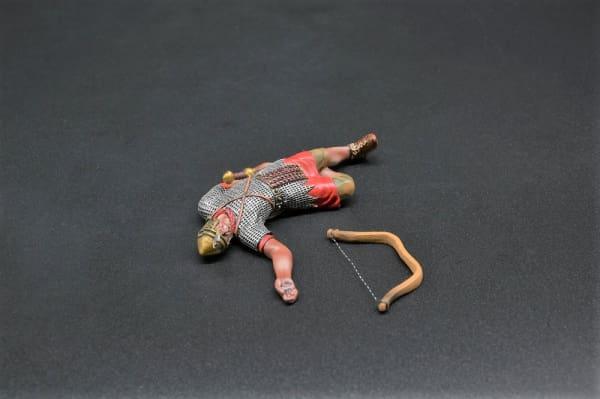 ROM037B Dead Archer (Bronze Helmet)