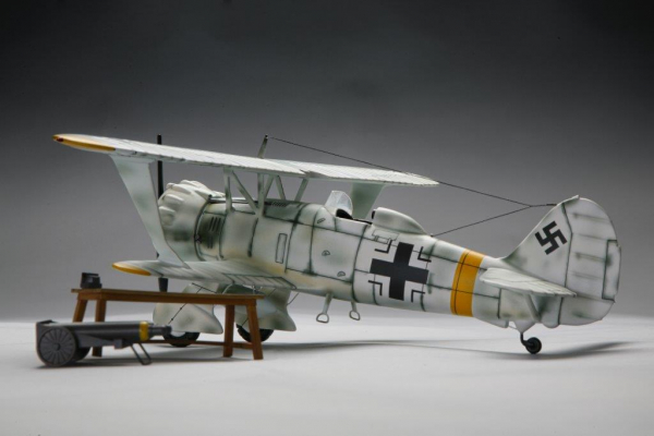 WOW011 HS123 Russia Winter 1942