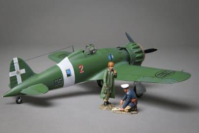 WOW021 Macchi LE5 (Green)