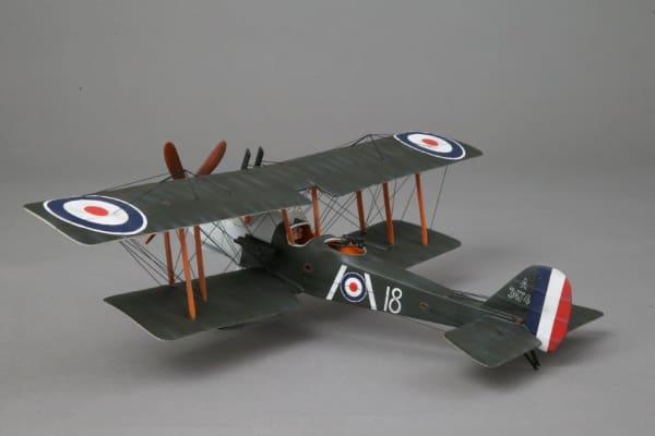 WOW016 RE8 Harry Tate '18' (British)
