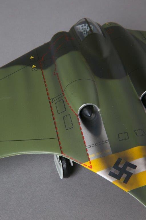 WOW031 Horten 229 V8 Fighter