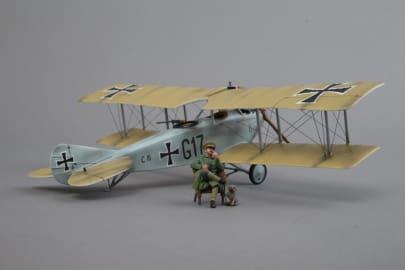 WOW042 - Albatros C.III