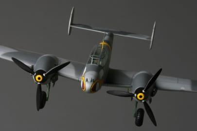 WOW050 - Messerschmitt Bf. 110