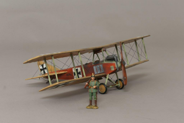 WOW106 - Albatros B-2 'Wood'