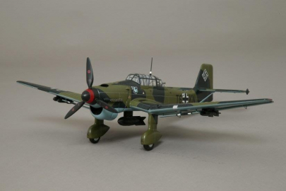 WOW109 - JU-87 STUKA Battle of Britain