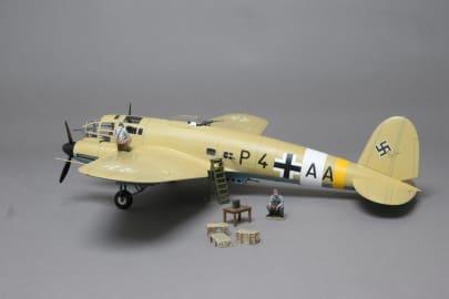WOW130 - Heinkel He 111 Desert