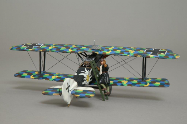 WOW123 - Roland D.V1 fighter