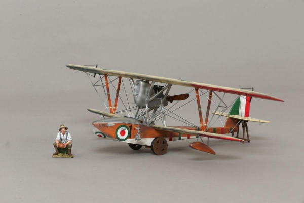WOW104 - Macchi Italian - 'Rat'