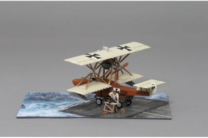 WOW260 Focke-Wulf Ta 183 Huckebein 'Pips Priller'