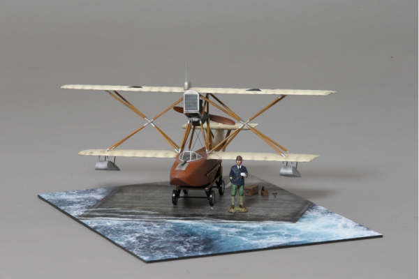 WOW253 Hansa CC Flying Boat